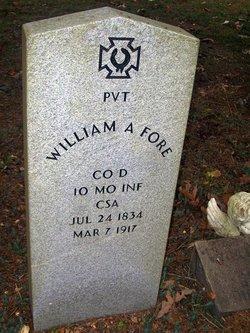 William Amos Fore
