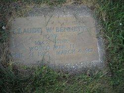 Claude W. Bennett