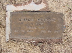 Russell Meadows