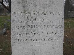 Britannia <i>Gordon</i> Power