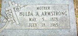 Mahulda Ann Hulda <i>Ferguson</i> Armstrong