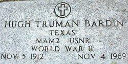 Hugh Truman Bardin