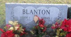 Barbara J Blanton
