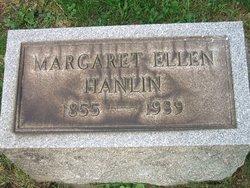 Margaret Ellen <i>McConnell</i> Hanlin