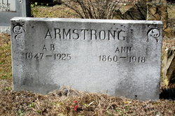 A. B. Armstrong