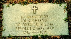 Col John Chesnut