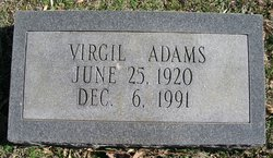 Virgil Adams