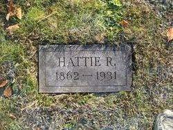 Hattie R
