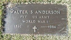 Walter Sherman Anderson