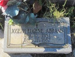 Joseph Eugene Abrams