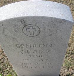 Ephron Adams