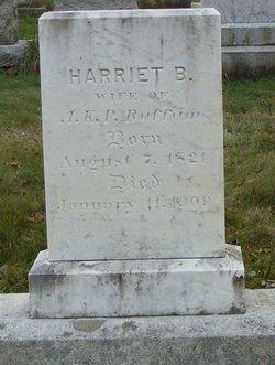 Harriet B. <i>Lawrence</i> Buffum