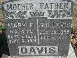 Mary Elizabeth <i>Ballinger</i> Davis