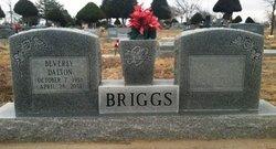 Beverly <i>Dalton</i> Briggs