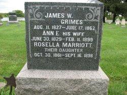 James W. Grimes
