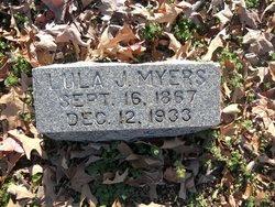 Lula Jane <i>Rogers</i> Myers