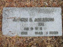Alton R Ableson
