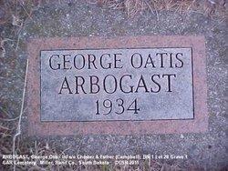 George Otis Arbogast