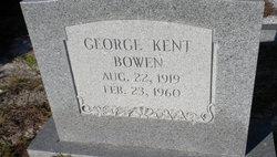 George Kent Bowen