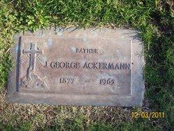 John George Ackermann