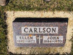 Ellen Christine <i>Larson</i> Carlson