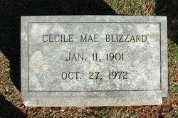 Cecile Mae Blizzard
