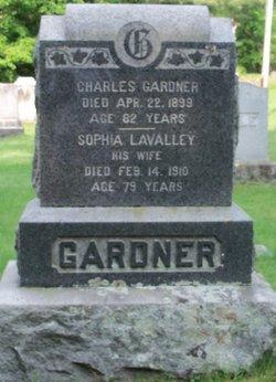 Sophia <i>LaValley</i> Gardner