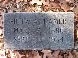 Fritz A. Hamer