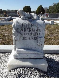 John T. Akerman