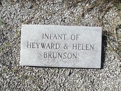 Infant Brunson