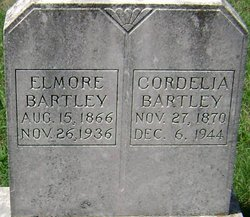 Ambrose Elmore Runnels Bartley