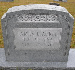 James Luther Acree