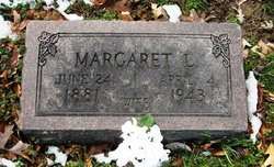 Margaret Lillian Maggie <i>May</i> Dudley