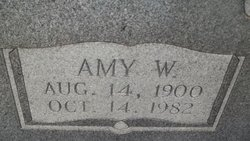 Amy Wilma <i>Eaves</i> Hayes