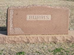 Maria Isabell <i>Wharton</i> Burris