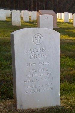 Corp Jacob Joseph Drum