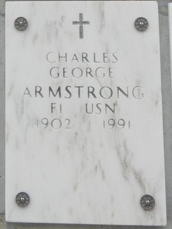 Charles George Armstrong