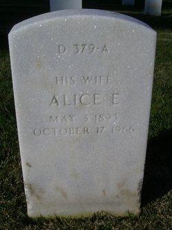 Alice E Lancaster