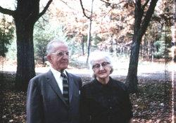 Rev Orlie Burton O.B. Ansted