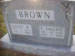 Daniel W. Brown