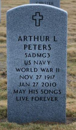 Arthur Luria Peters