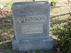 Robert A. Atkinson