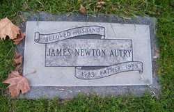 James Newton Autry
