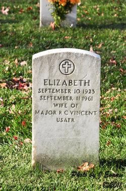 Elizabeth Vincent