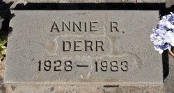 Annie Ruth <i>Hatcher</i> Derr