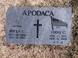 Soyla C Apodaca