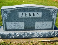 Penelope Nappy <i>Prendergast</i> Berry