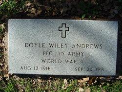 Doyle Wiley Andrews