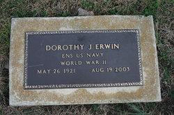 Dorothy J <i>Witwer</i> Erwin