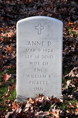 Anne <i>Drozda</i> Pickett